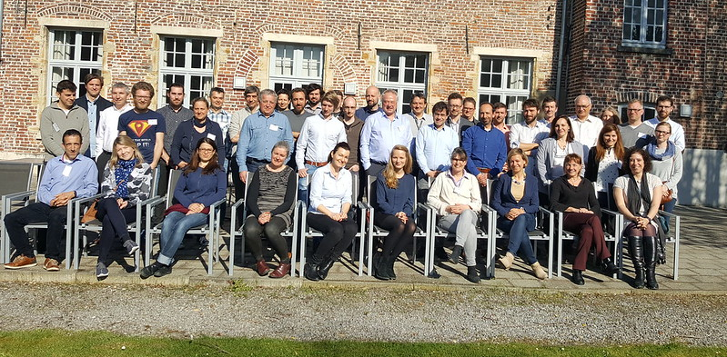 Impressions of the 2nd International Crowdsourcing in National Mapping Workshop 2017 - Leuven, Belgium, April 2017