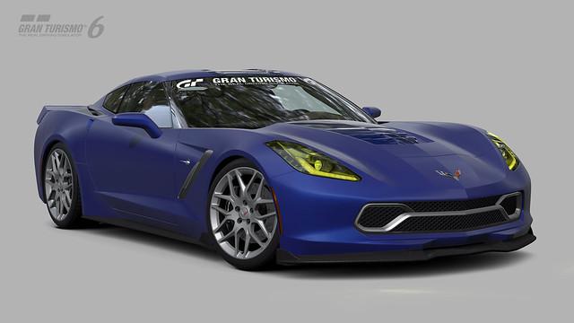 Gran Turismo 6 - Corvette Stingray Gran Turismo Concept