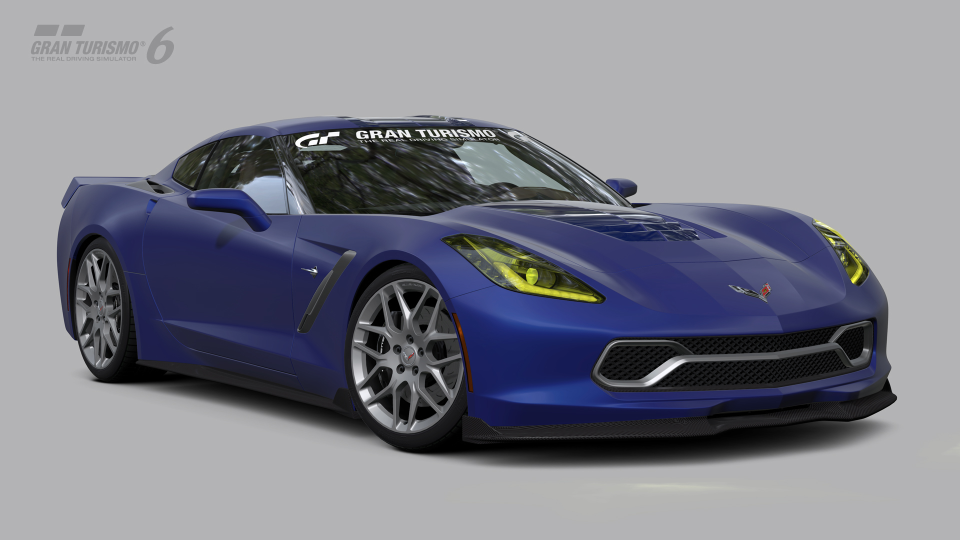 gran turismo 6 mise jour corvette stingray gt. Black Bedroom Furniture Sets. Home Design Ideas