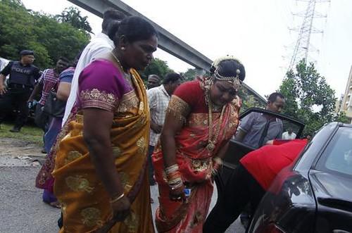 Bride JAIS Raid