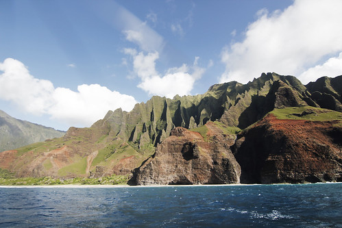 HAWAII-SOUTH OF KAUAI