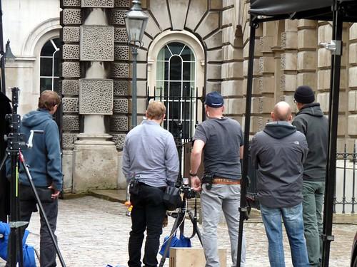 The film team