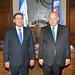 Secretary General Receives President of Honduras