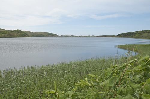 【写真】離島めぐり : 久種湖