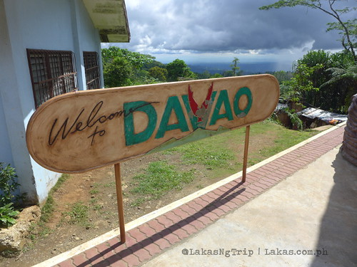 Welcome to Davao. DDD Habitat Inc. at Lorega, Kitaotao, Bukidnon