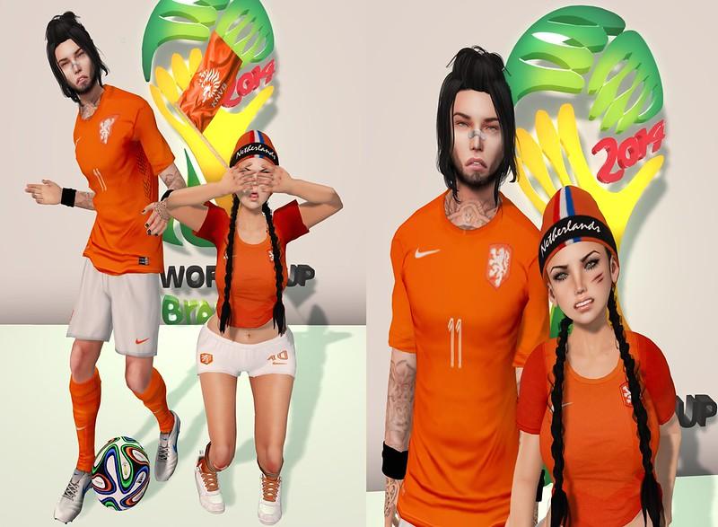 Go Netherlands!