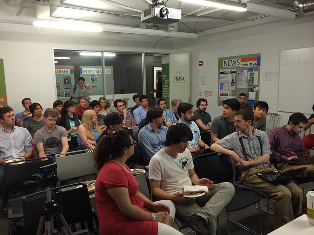 National Day of Civic Hacking in Chicago 2014 #hackforchange