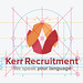 Kerr Recruitment Logo Design Specifications and Construction