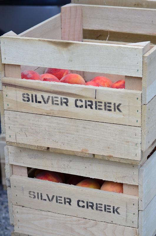 Silver Creek Peaches