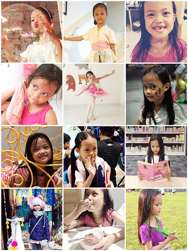 aina 7 years collage