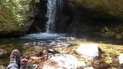 Grotte et cascade de Murcella