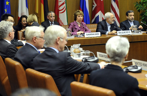 E3/EU+3 nuclear talks, Vienna - July 2014