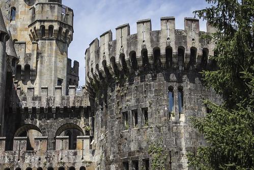 Castillo de Butrón, Gatika