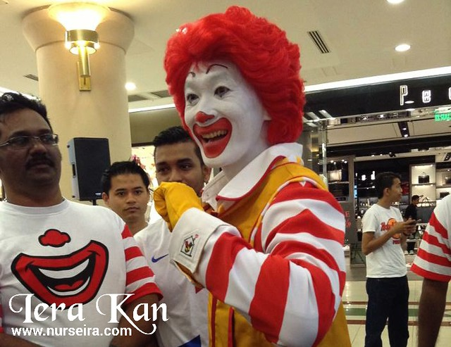 New Mission and Image for Brand Ambassador Ronald McDonald