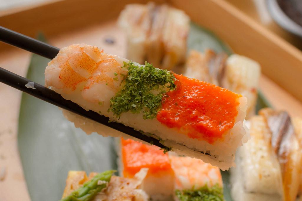 左營 老町徠壽司定食