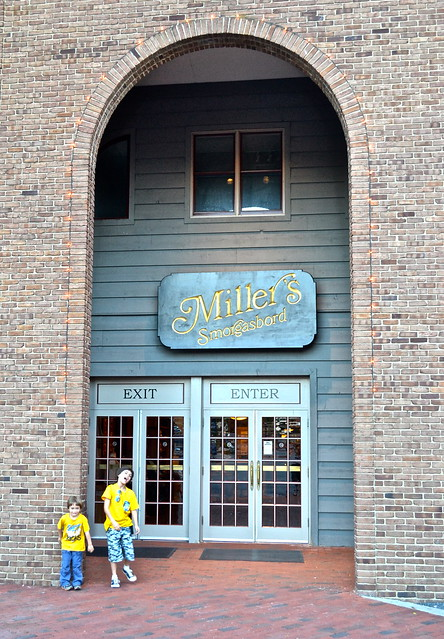 Millers Restaurant Lancaster Country PA