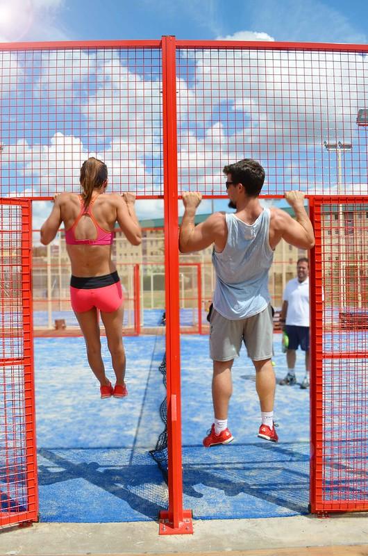 Foto de CrossFit y pádel adosmanos