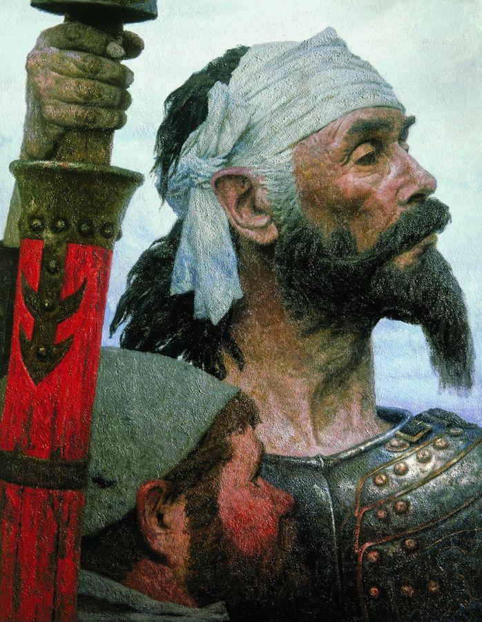 20世纪俄罗斯绘画杰作27