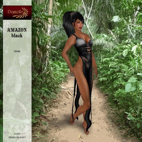 DANIELLE Amazon Black