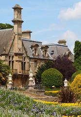 Waddesdon Manor's Back Garden