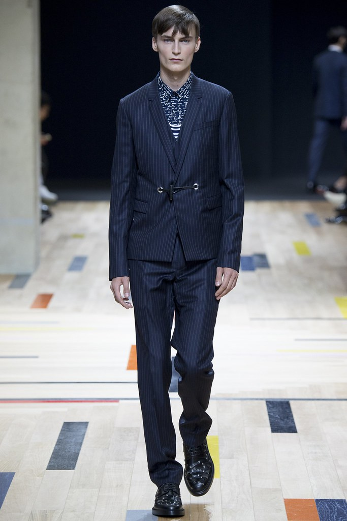SS15 Paris Dior Homme007_Jack Chambers(VOGUE)