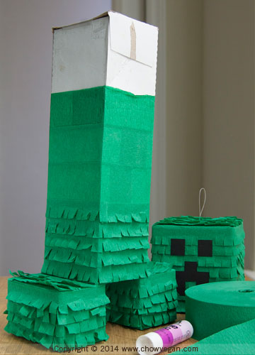 Minecraft Creeper Piñata