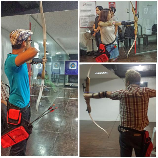 Archery at Kodanda Archery Range: My Kind of Bend and Snap
