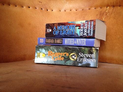 Books I'm Reading 2014 07 14