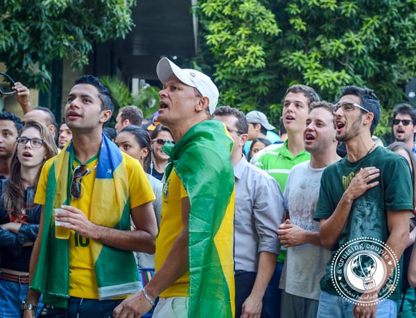 Brazil National Song World Cup 2014