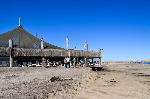 Front de mer de Swakopmund