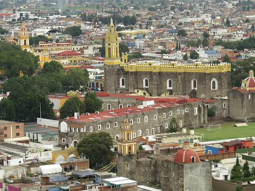 mexico cholula puebla quetzalcoatl tlachihualtepetl greatpyramidofcholula xelhua