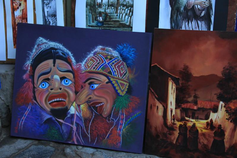 Art, San Blas