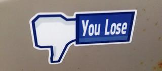 Anti Facebook Stickers, Ello