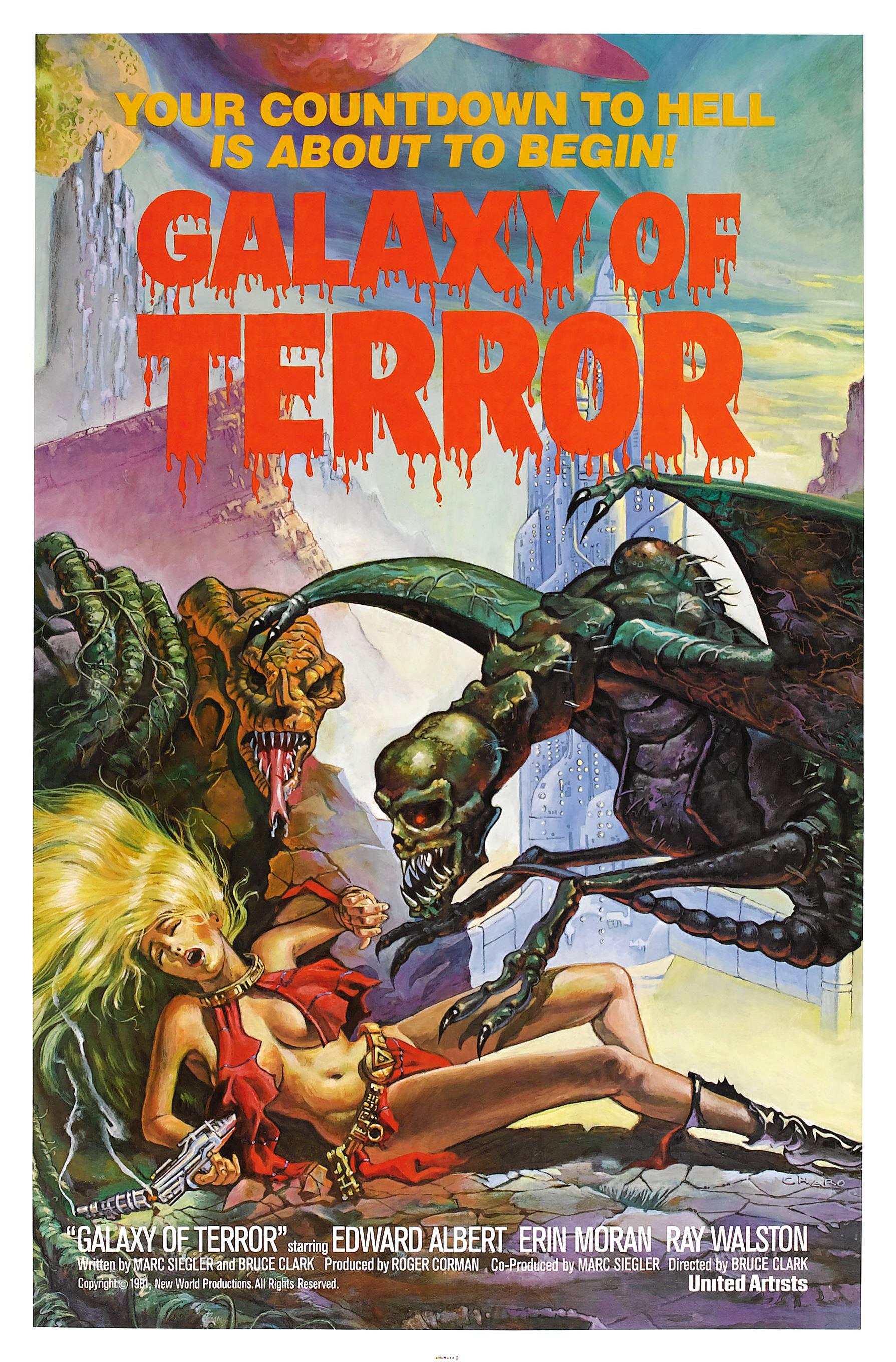 Galaxy of Terror (1981)