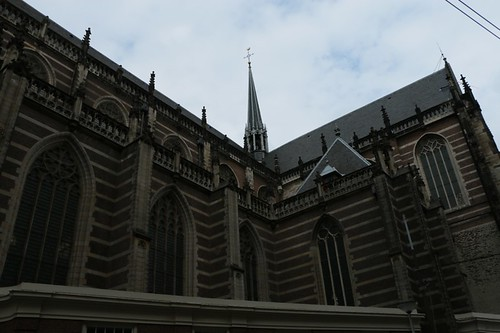 Piazza Dam: la Chiesa Nuova