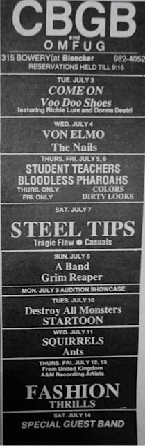 CBGB 07-03-79