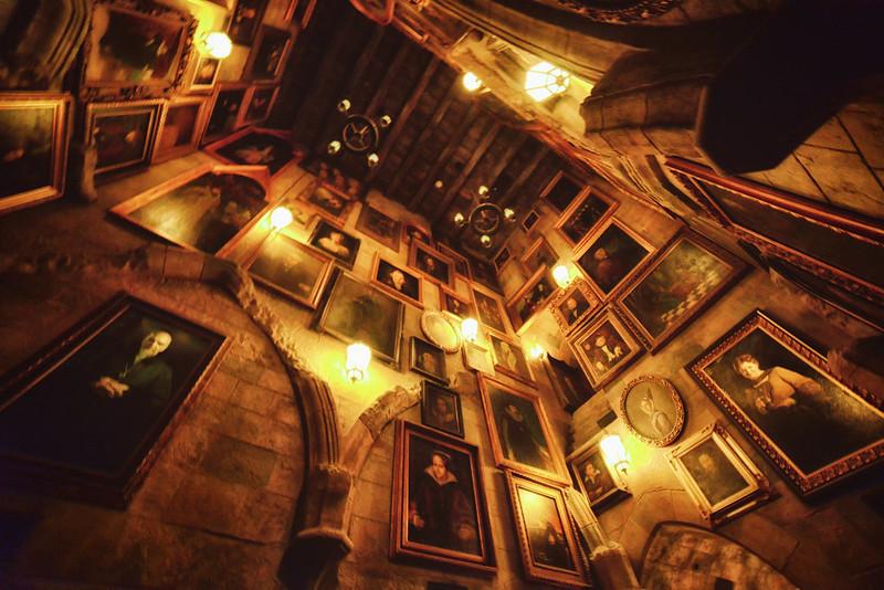 Lost at Hogwart's - Orlando