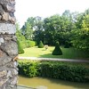 Our view from the château this weekend. #wedding #Angelique&Matthieu