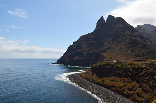 North east coast, Anaga, Tenerife