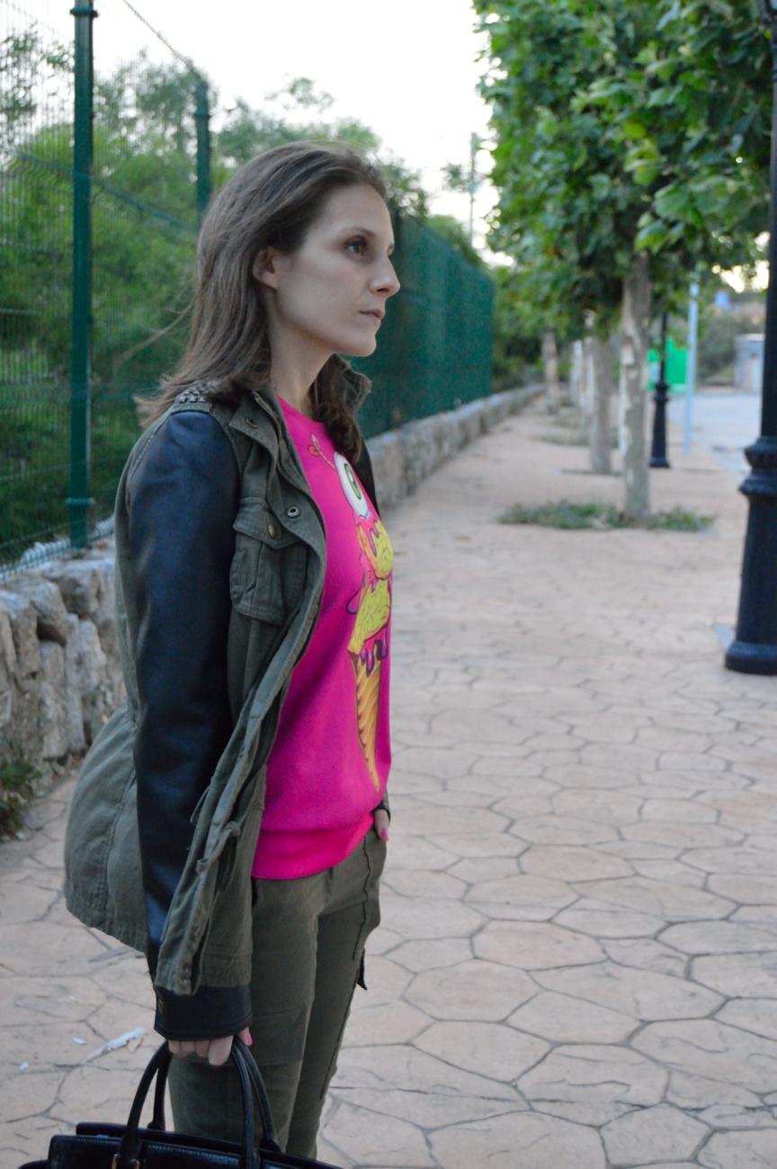lara-vazquez-madlula-blog-style-fashion-summer-cold-pink-green