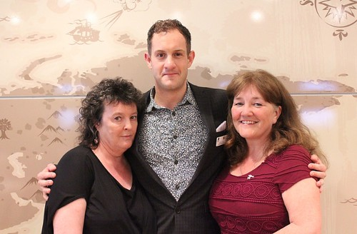 Carol Ann Duffy, James Draper and Kaye Tew