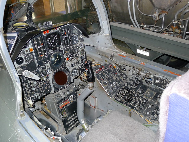 F-105 Simulator Cockpit