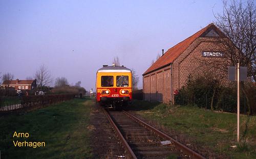 1997. TSP 4333 te Staden