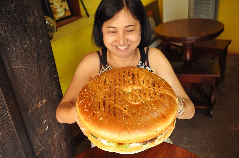 Ilocandia's Biggest Burger