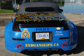 Forfeited drug vehicle gets new life fighting crime