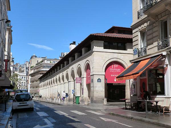 marché saint-Honoré