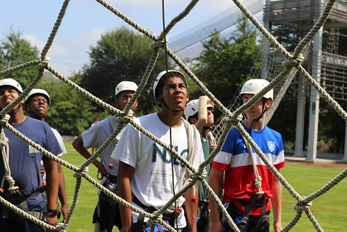 Leadership Challenge Course | NSLC at Georgia Tech