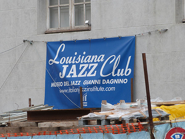 louisinana jazz club