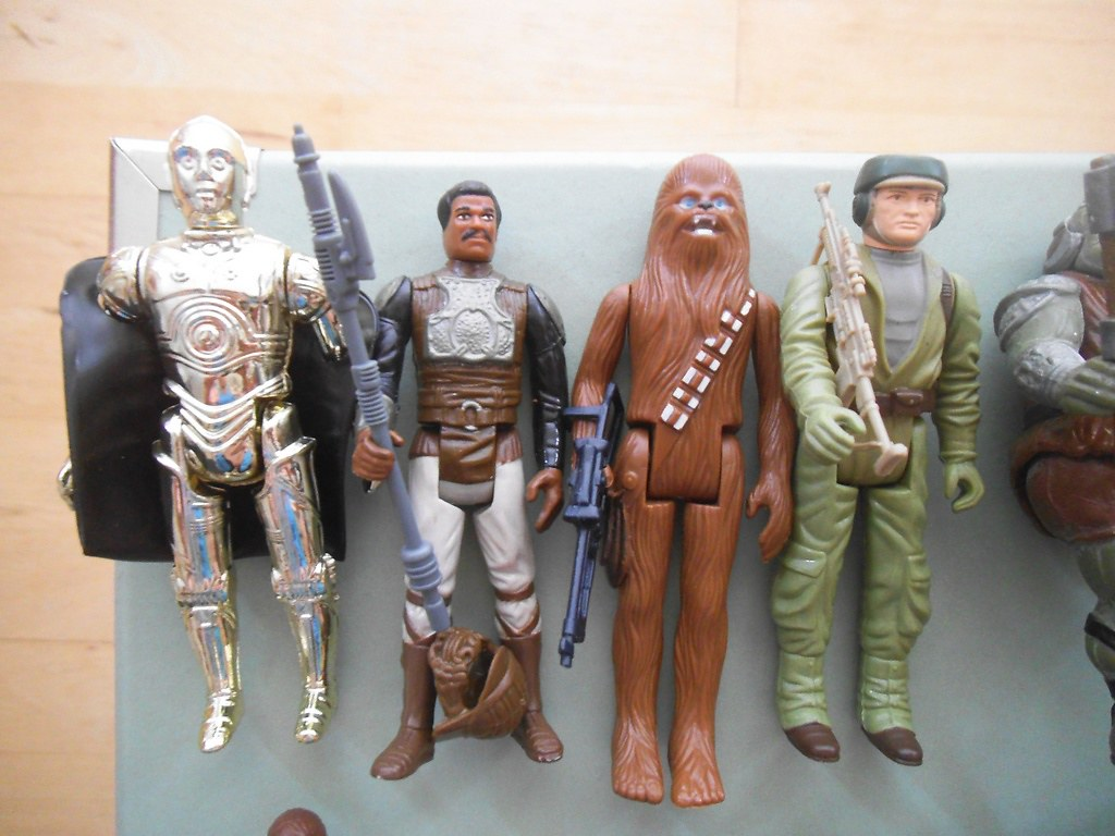 Star Wars childhood collection for sale (2)