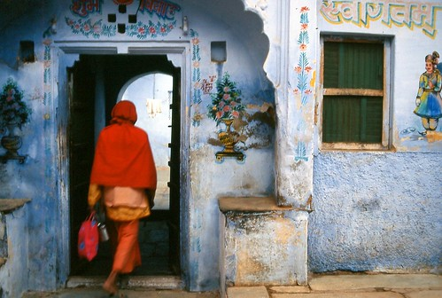 "India from the book ""I confess, I have lived 